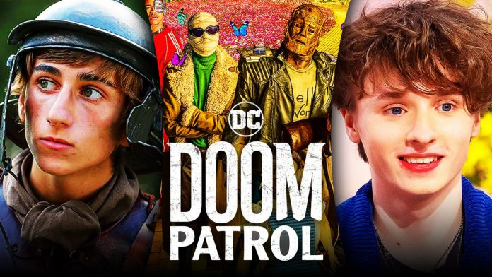 3ª temporada do Doom Patrol: Sebastian Croft e Ty Tennant escalados como detetives de Dead Boy (exclusivo)