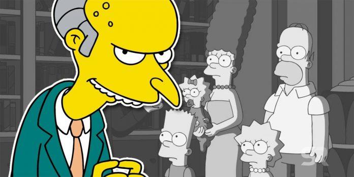 Os Simpsons: 10 detalhes que você perdeu sobre o Sr. Burns