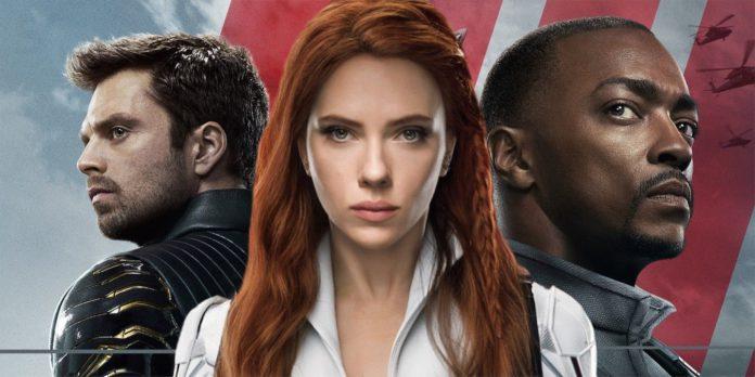 Falcão e o Soldado Invernal: Cameo surpresa foi criado para estrear no filme Black Widow 'Viúva Negra'