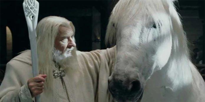 Senhor dos Anéis: A Origem do Cavalo de Gandalf Shadowfax