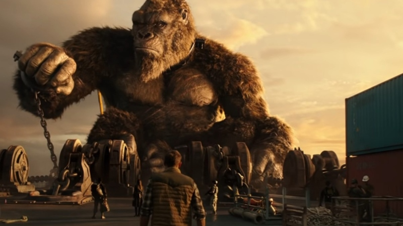 [Crítica] Godzilla Vs Kong 1