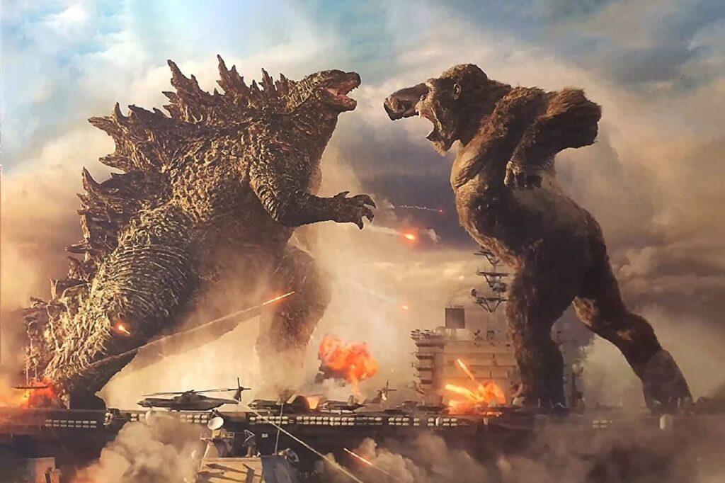 [Crítica] Godzilla Vs Kong 3
