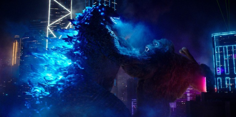 [Crítica] Godzilla Vs Kong 4