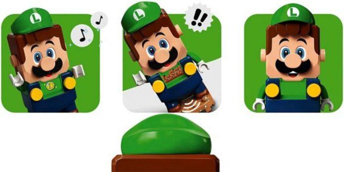 LEGO Super Mario Vaza e revela aventuras com o conjunto de Luigi