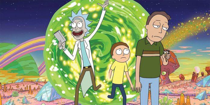 Jerry de Rick e Morty revelou a verdade negra por trás da sua arma de portal