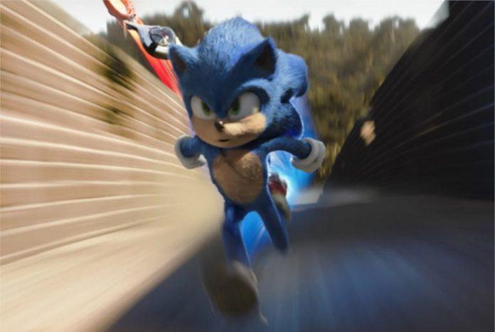 Veja o Knuckles pela primeira vez em Sonic the Hedgehog 2