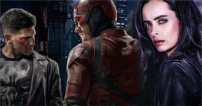 Demolidor, Jessica Jones e o Justiceiro dizem que retornarão no MCU, mas com uma reviravolta
