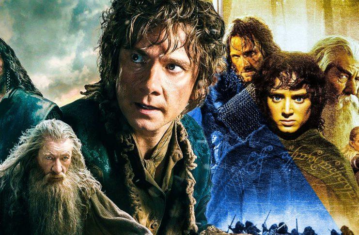 O que aconteceu entre O Hobbit e O Senhor dos Anéis