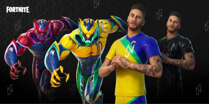 Todos os Desafios Neymar Jr em Fortnite