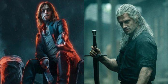 Série de TV e filme em desenvolvimento de World of Darkness da Witcher Production Company