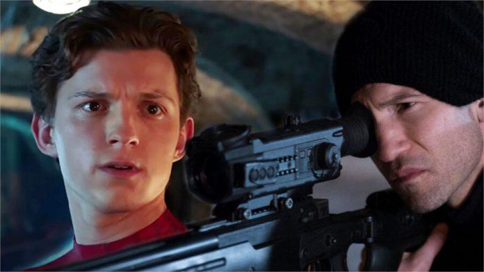 Exclusivo: O Justiceiro de Jon Bernthal lutará contra o Homem-Aranha de Tom Holland
