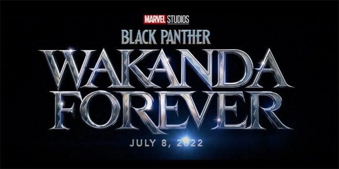Título e logotipo do filme Pantera Negra 2 revelados:Wakanda Forever 'Wakanda para sempre'