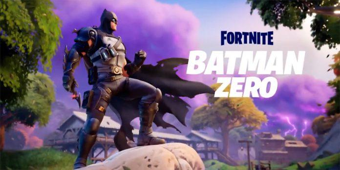 Fortnite apresenta a roupa do Batman Zero na loja do Jogo