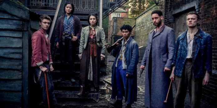 Os Irregulares de Baker Street Cancelado pela Netflix após uma temporada