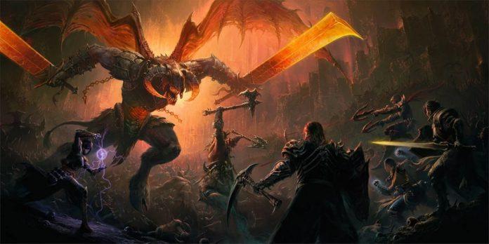 Diablo Immortal está a caminho de ser lançado em 2021