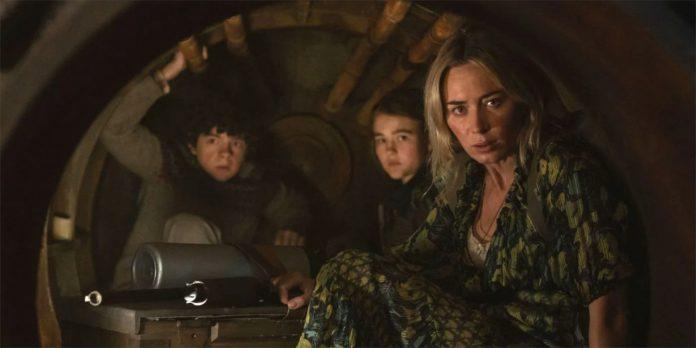 Trailer de A Quiet Place 2 'Um Lugar Silencioso II' Destaques Brilhantes das primeiras avaliações