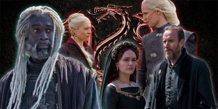 Game of Thrones: HBO lança descrições de personagens de House of Dragons
