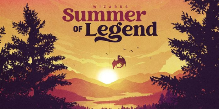 Magic: The Gathering revela a campanha do Summer of Legend