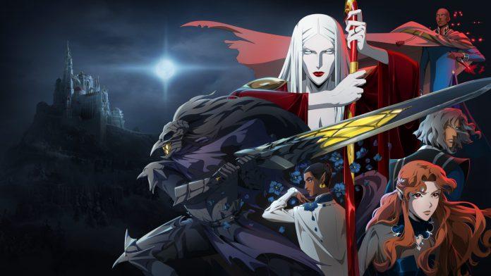Castlevania revela novo pôster para a campanha publicitária da quarta temporada