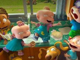 Rugrats: Os Anjinhos: Tommy está em apuros no novo clipe da reinicialização