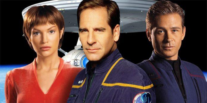 Star Trek: Enterprise - Todas as temporadas Ranqueadas