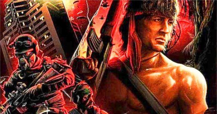 Os heróis de ação dos anos 80 voltam em Call of Duty: Warzone e Black Ops: Cold War
