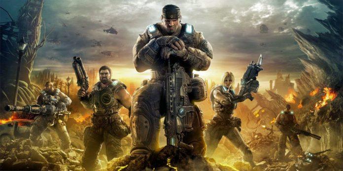 Uma versão PS3 do Gears of War 3 já está disponível online