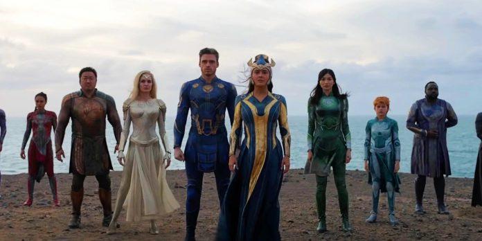 Trailer Do Filme Eternals Revela A Antiga Equipe De Super-Heróis Da Marvel Em Traje Completo