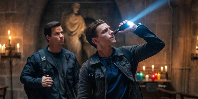 Tom Holland E Mark Wahlberg Unem-Se Como Nathan Drake E Sully Em Uncharted O Filme Movie