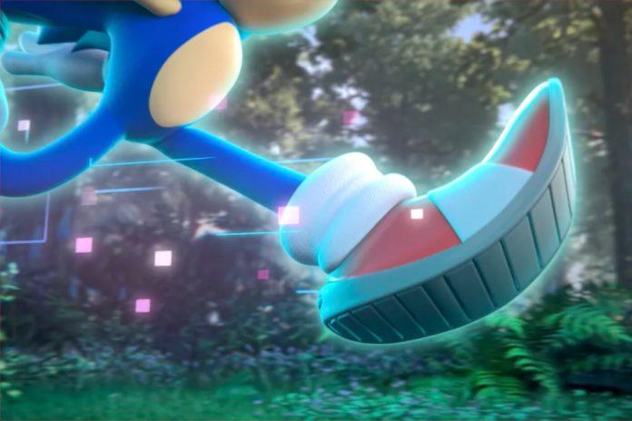 Sonic Team lança Novo Jogo 3D Sonic que chegará em 2022