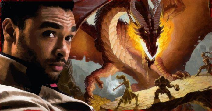 Reinicialização de Dungeons & Dragons Elogiado por Estrela fo Filme Rege-Jean Page 'Brilhante'