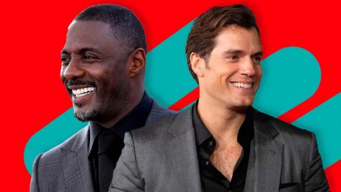 Henry Cavill Derruba Idris Elba Para o Papel de James Bond
