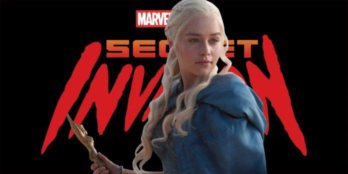 Invasão Secreta da Marvel: Emilia Clarke explica por que entrou no elenco