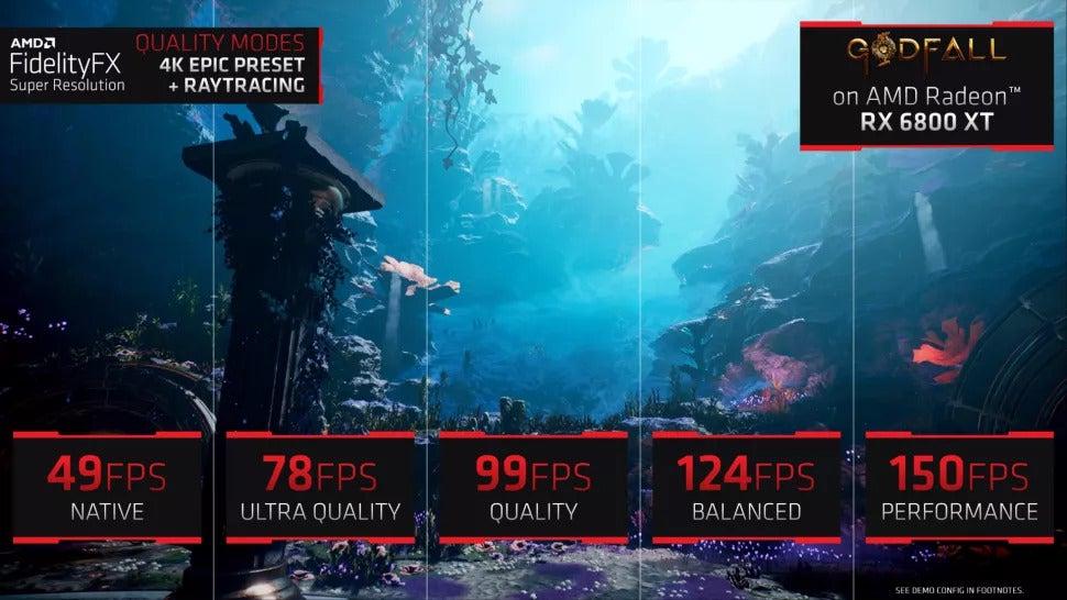 Xbox Series X: A nova tecnologia da AMD pode melhorar ainda mais a taxa de quadros e a resolução 1