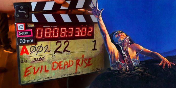 Evil Dead Rise Foto confirma que as filmagens começaram na Nova Zelândia