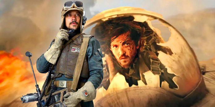 Star Wars: Fotos e Vídeos de Andor que estragam o retorno do Personagem Morto em Rogue One