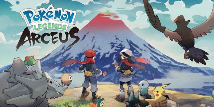 'Pokémon Legends: Arceus' Pokémon Inciantes Explicado