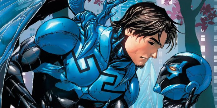 O Filme DC Blue Beetle será lançado na HBO Max.