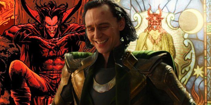 A diretora de Loki Desmascara a Teoria de Mephisto