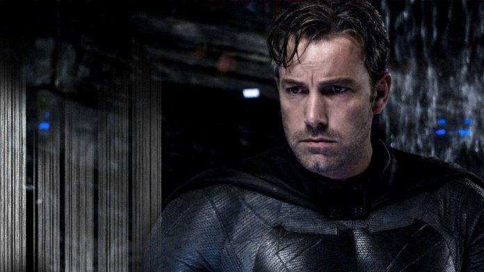 Ben Affleck retornando como Batman de uma forma inesperada