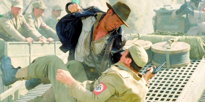 Vídeo de Indiana Jones 5: Set de filmagens mostra o retorno dos vilões nazistas