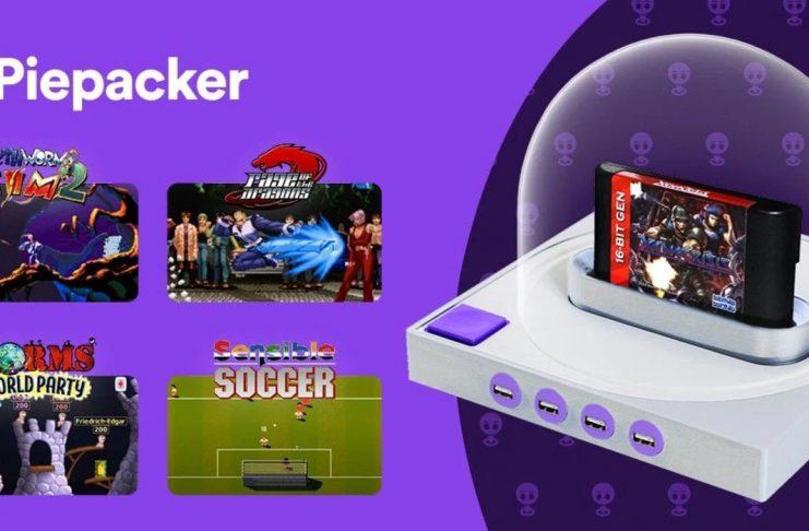 Earthworm Jim e outros jogos clássicos são gratuitos no Piepacker