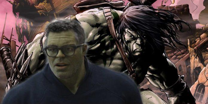Há rumores de que o filho do Hulk faria uma aparição em She-Hulk
