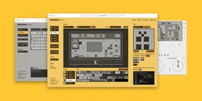 Criador do Playdate revela uma ferramenta gratuita NO CODE para desenvolvimento de jogos