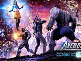 Os Vingadores da Marvel revelam data de lançamento do Cosmic Cube e detalhes após a apresentação na E3