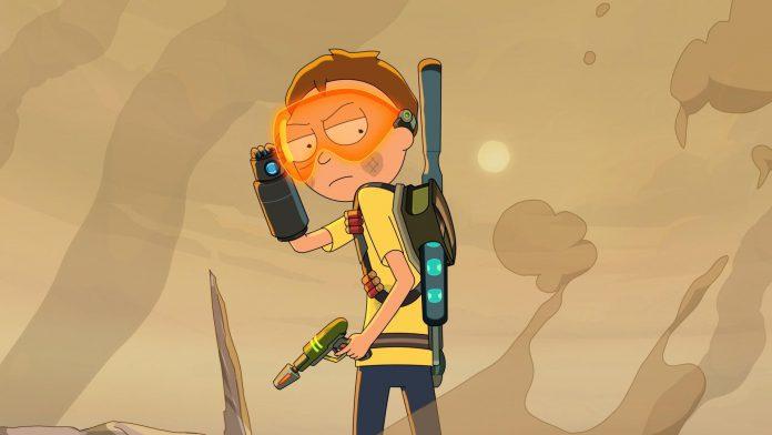 A 5ª temporada de Rick e Morty está começando a resolver o maior problema da série.