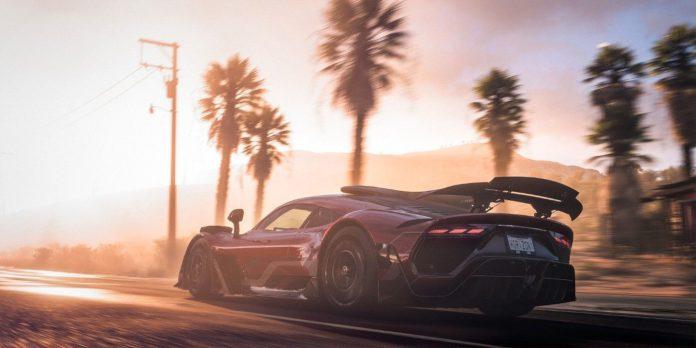 Os Gráficos do Forza Horizon 5 no Xbox Series X São Lindos