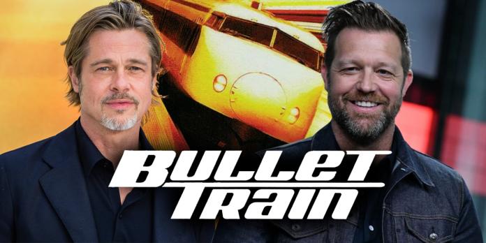 Data de lançamento defiinida para O Filme de ação de Brad Pitt 'Bullet Train'