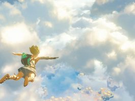 A jogabilidade de Breath Of The Wild 2 mostra Voo de Link com poderes totalmente novos