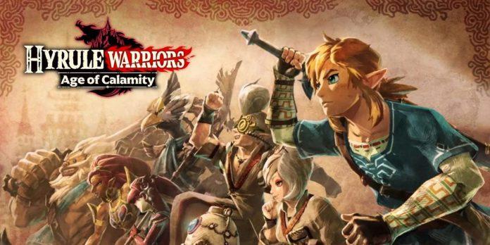 Nova DLC de Hyrule Warriors: Age of Calamity revelado